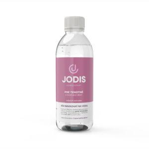 Patentom chránená technológia výživového doplnku Jodis koncentrát pre tehotné a dojčiace ženy
