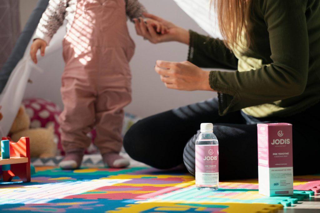 Výživový doplnok Jodis koncentrát odporúčajú mamičky