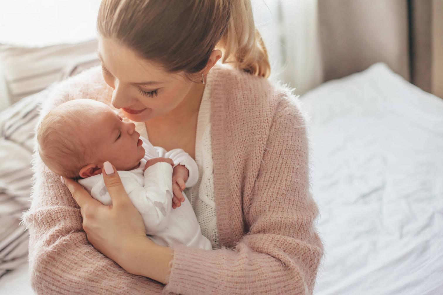 Materské mlieko a význam jódu počas dojčenia
