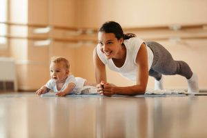 Raky pre aktívne mamičky, ktoré športujú počas dojčenia