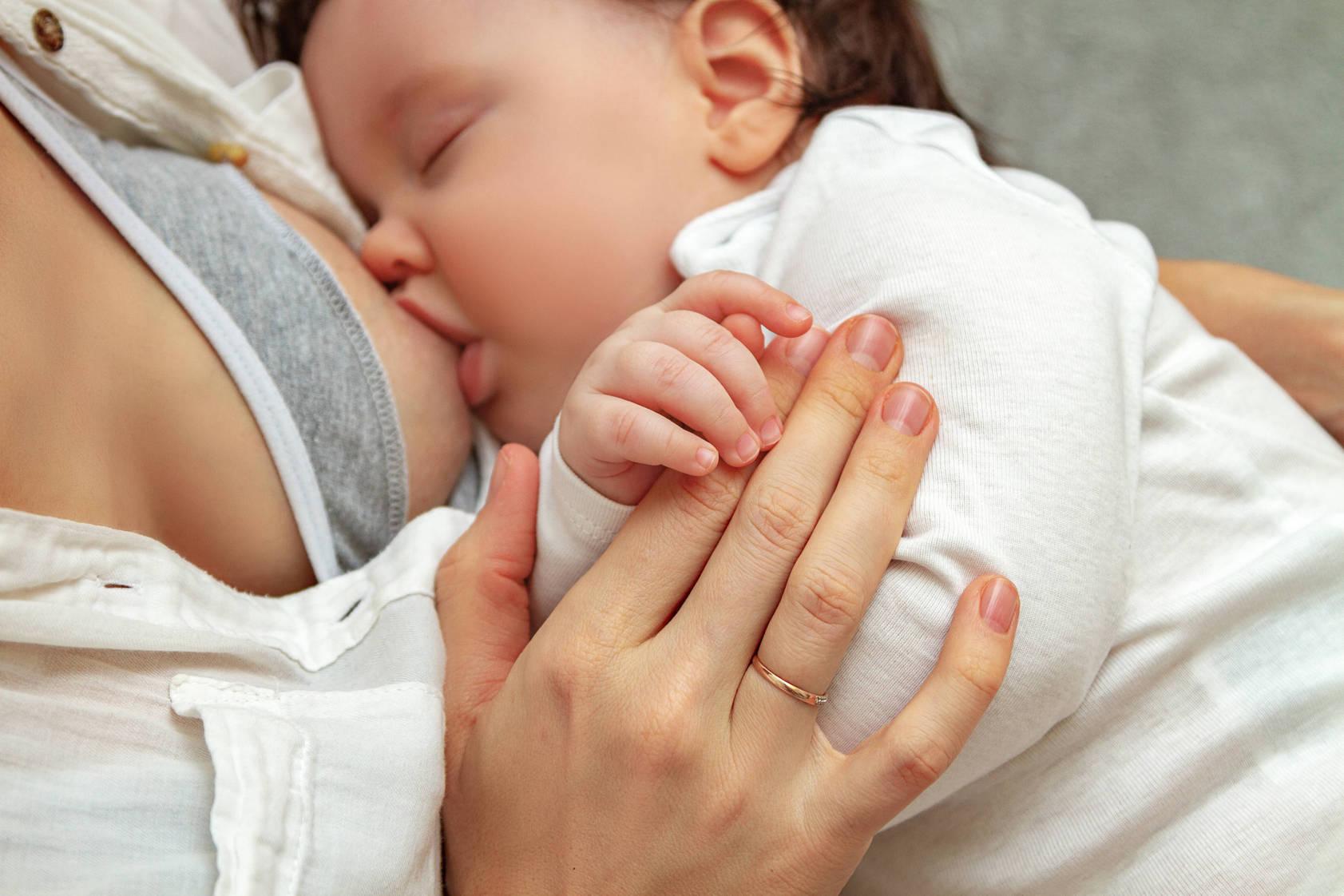 Dojčenie, rady a inšpirácie, čo jesť počas kojenia